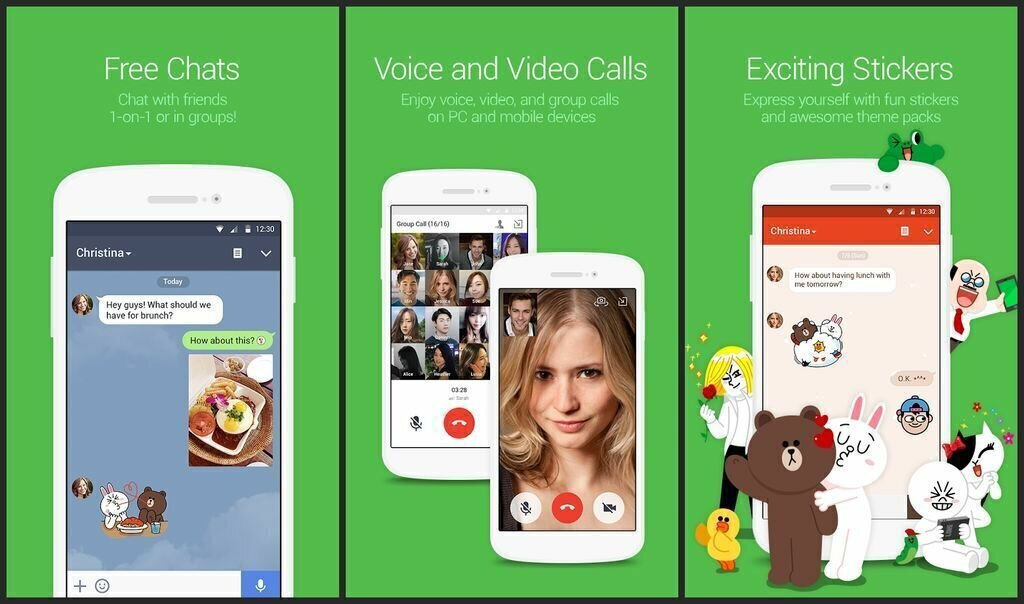 voice message app free download for android