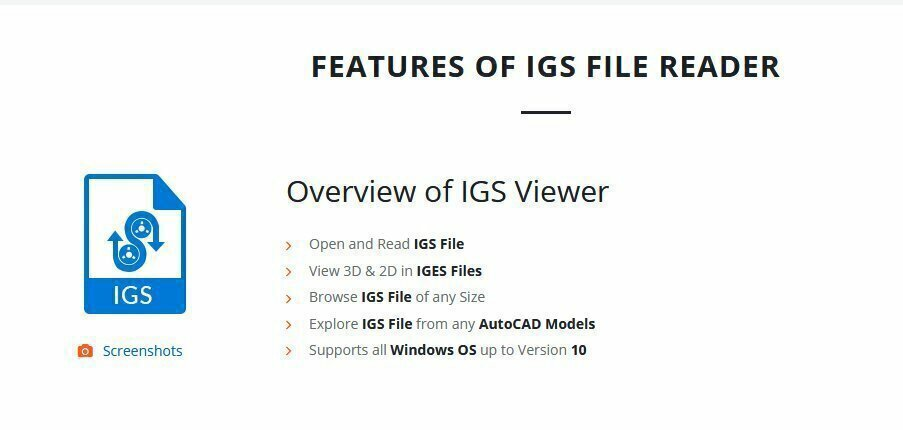 4 best free igs viewer software for windows.